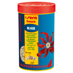 sera Krill Snack...