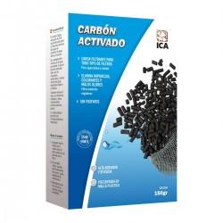 Carbón activado ICA 150gr