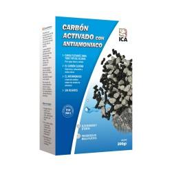Carbón activado + Zeolita...
